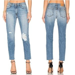 Joe's Jeans | The Debbie High Rise Straight Ankle